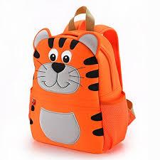 Coolwoo Kids Backpack, Tiger