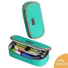 Homecube Big Capacity Pencil Case, Green